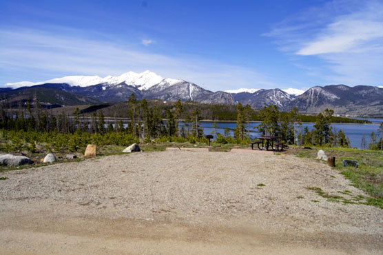 Top 10 Colorado Campsites-Prospector Campsite 62