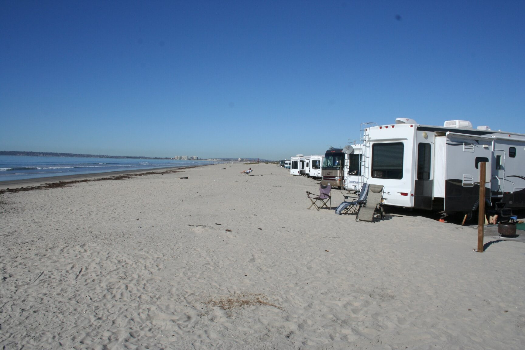 Southern California's Best Campgrounds - Silver Strand