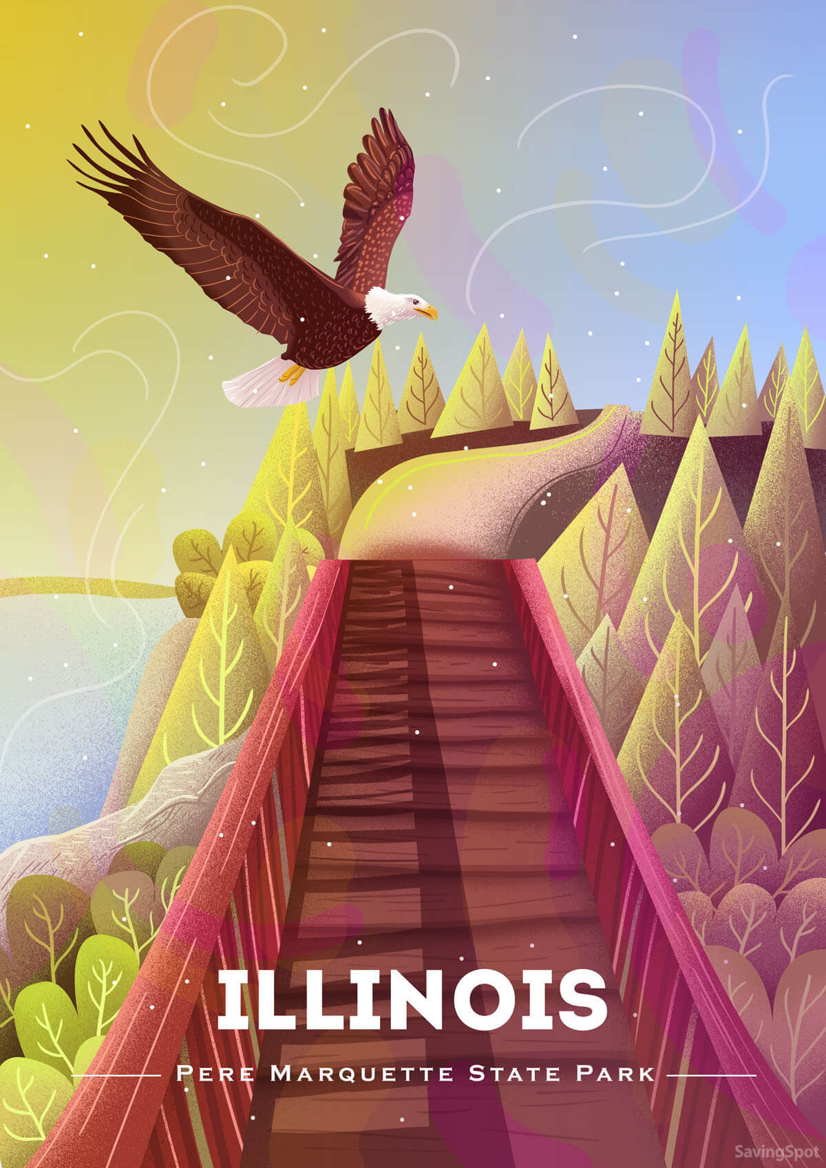 50 Most Underrated State Parks - Illinois