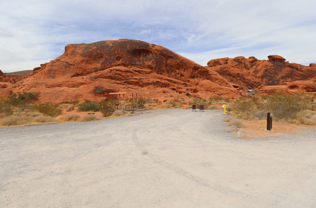 Updated Valley of Fire State Park Campsite Photos - Atlatl Rock Campsite 40