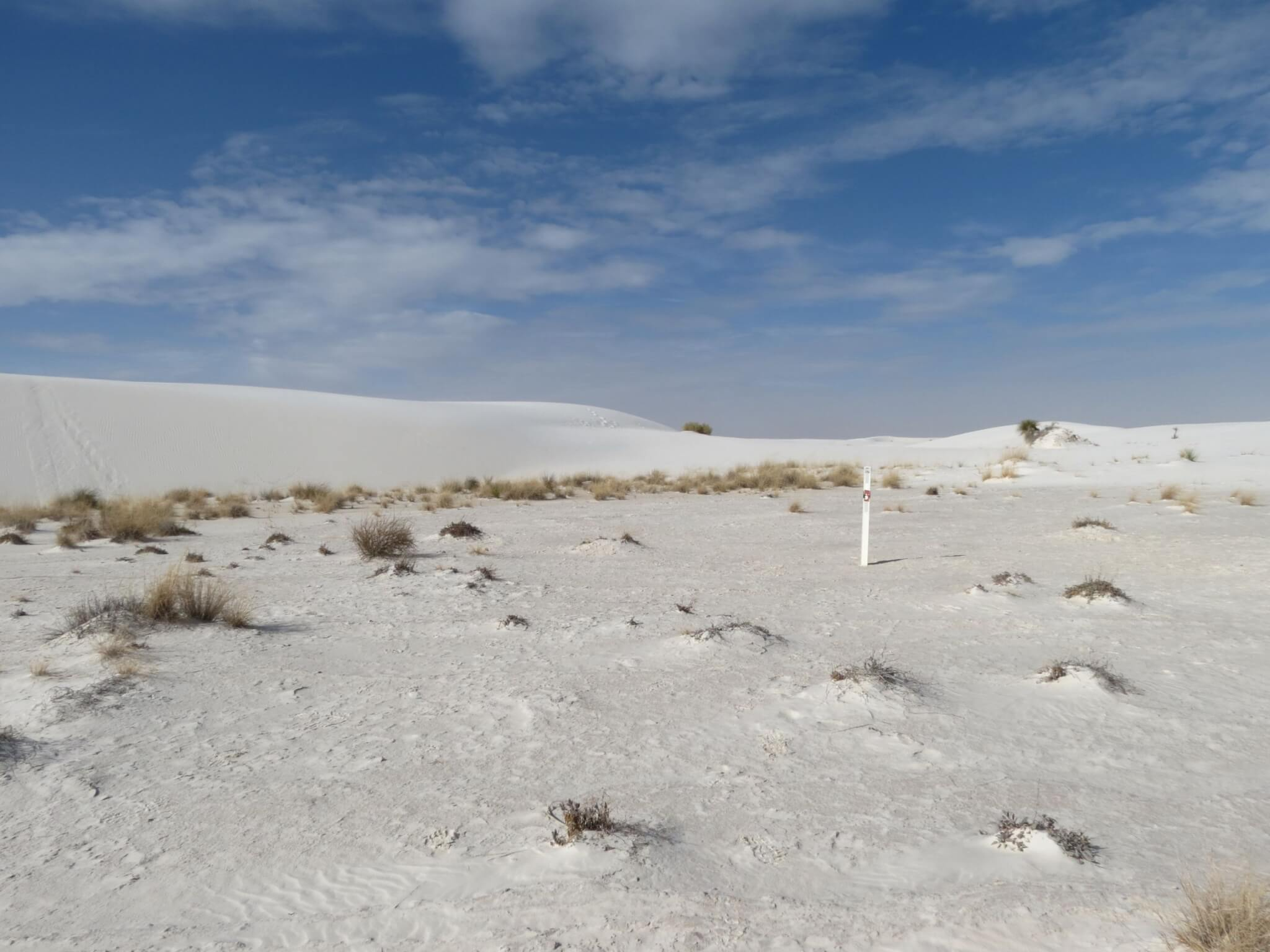 White Sands National Park - Campsite_009