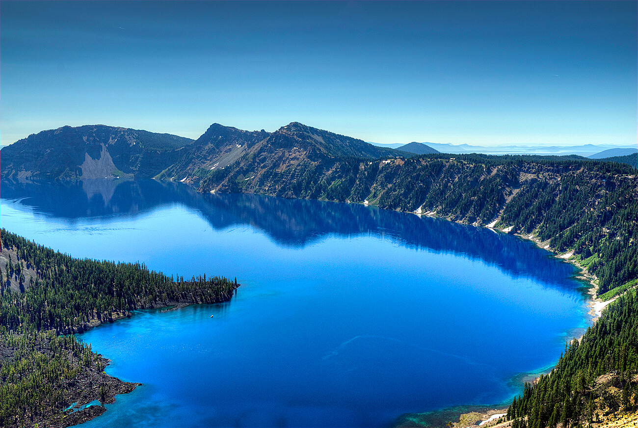 Camping Fever Camping Dreams - Crater Lake OR