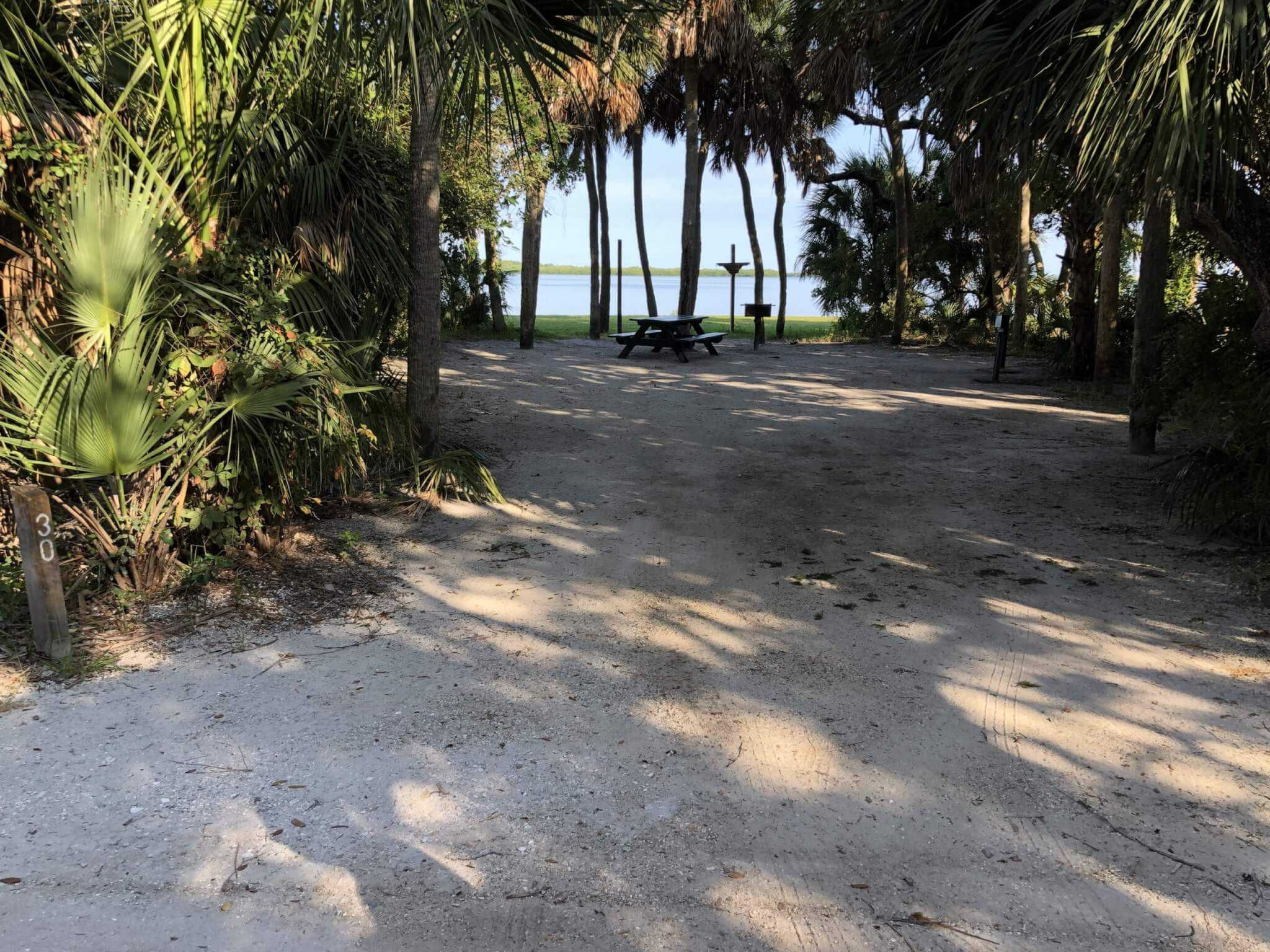 Camping Fever Camping Dreams - Fort De Soto Park Site 30