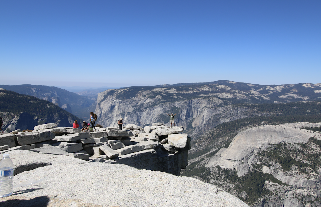 Yosemite National Park Reopening - Half Dome