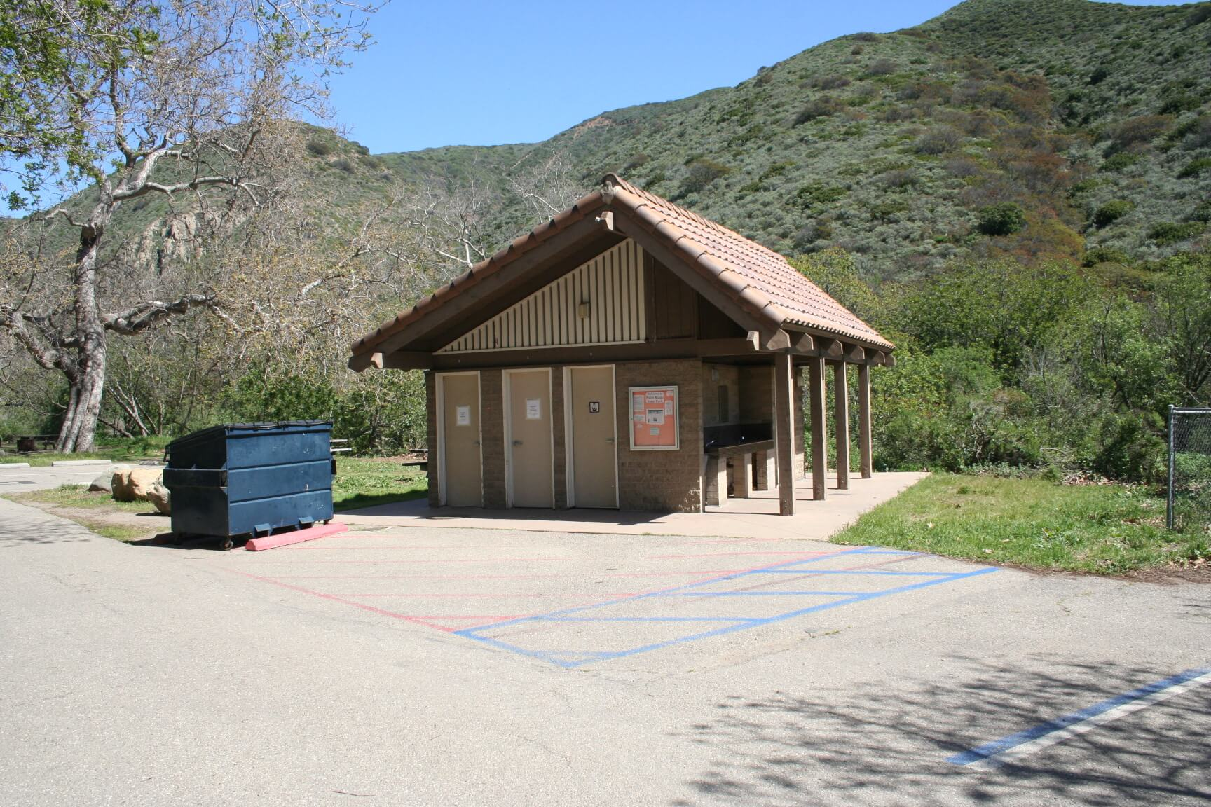 Sycamore Canyon Restroom