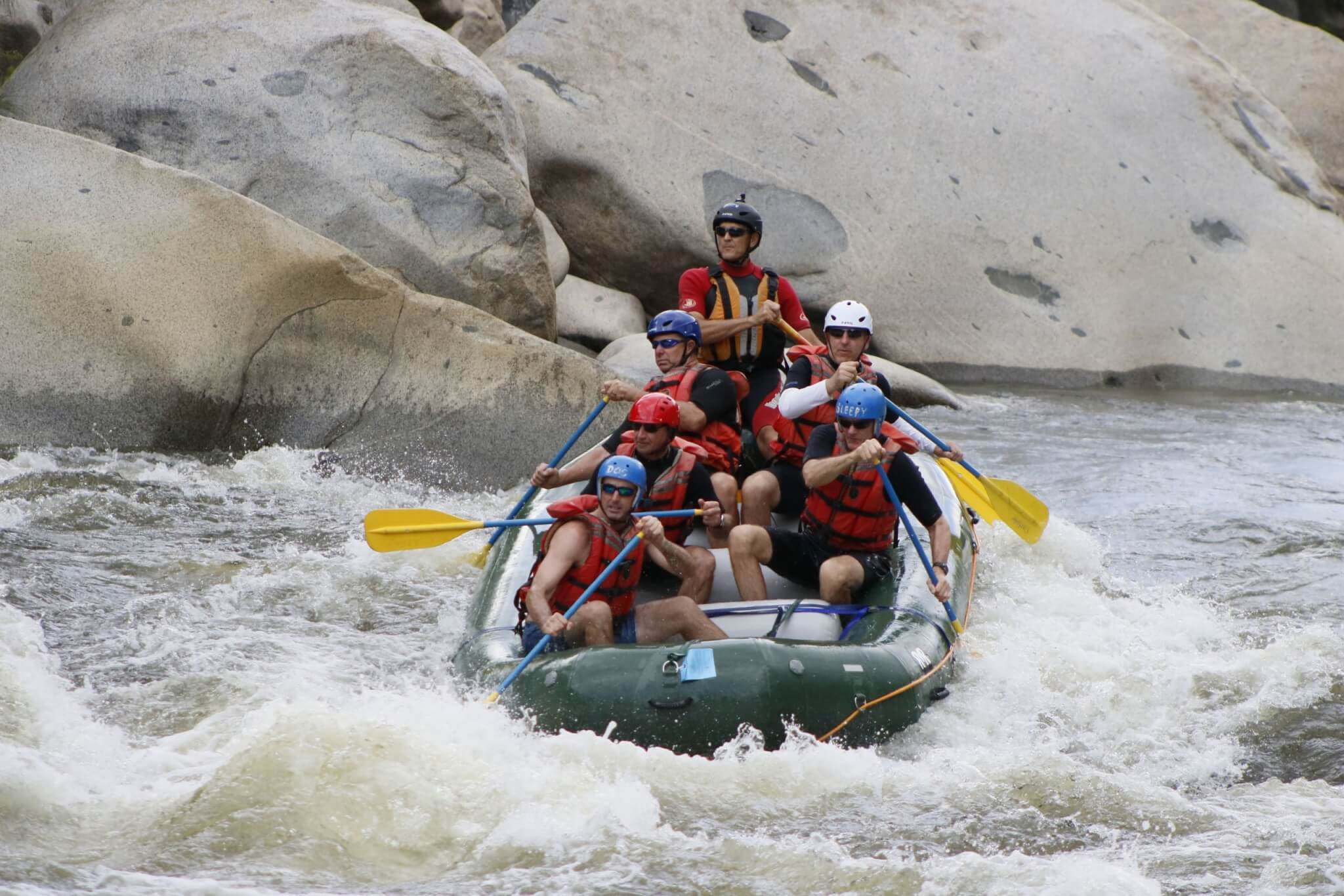 Camping Tips For River Rafting Trips-Eric
