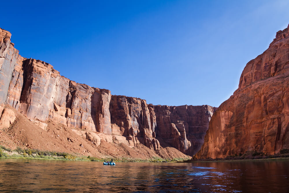 Camping Tips For River Rafting Trips-Grand Canyon