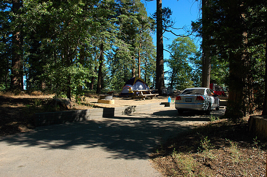 Southern California's Best Campgrounds - Dogwood