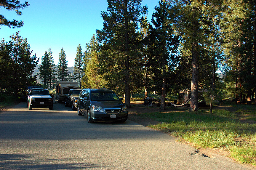 Southern California's Best Campgrounds - Serrano